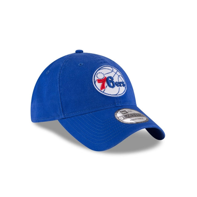 Philadelphia 76ers Blue 9twenty | Philadelphia 76ers Basketball Caps | New Era Cap
