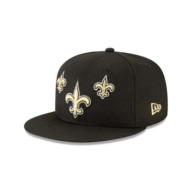 buy popular 8b878 33fa7 New Orleans Saints On-stage Nfl Draft 9fifty   New Era Cap