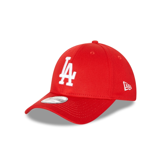 Los Angeles Dodgers Red 9forty | Los Angeles Dodgers Baseball Caps | New Era Cap