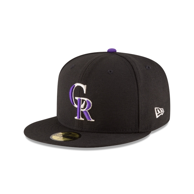 Colorado Rockies Authentic Collection 59fifty Fitted | New Era Cap