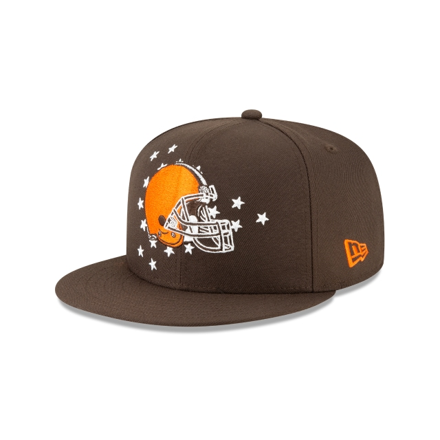 Cleveland Browns On-stage Nfl Draft 9fifty | New Era Cap