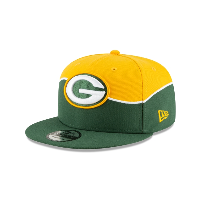 buy popular 8e836 c2456 Green Bay Packers On-stage Nfl Draft 9fifty   Green Bay Packers Football  Caps