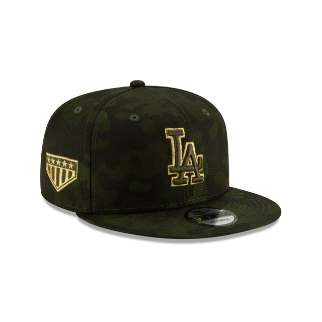 Los Angeles Dodgers Armed Forces 9fifty Snapback | New Era Cap
