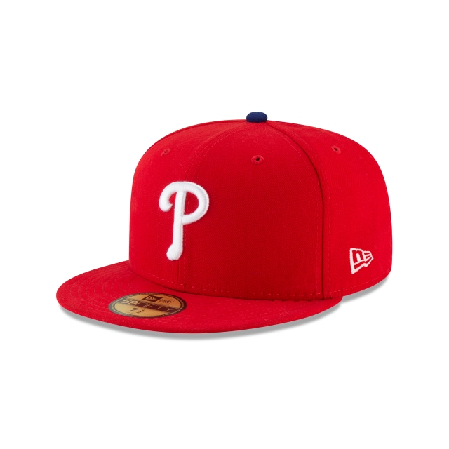Philadelphia Phillies Authentic Collection 59fifty Fitted | New Era Cap