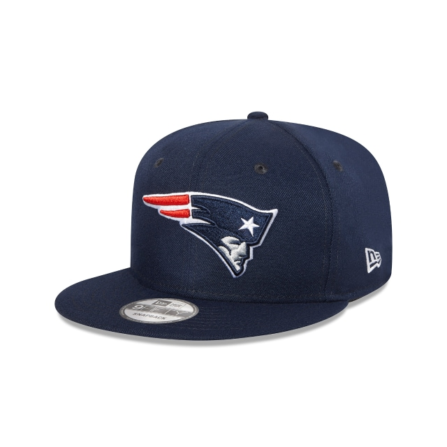 New England Patriots Oceanside Blue 9fifty Original Fit Snapback | New Era Cap