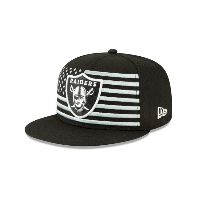 Oakland Raiders On-stage Nfl Draft 9fifty | Oakland Raiders Football Caps | New Era Cap