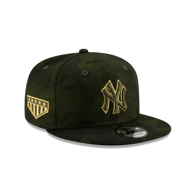 New York Yankees Armed Forces 9fifty Snapback | New Era Cap