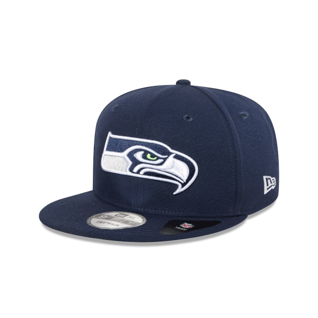 Seattle Seahawks Oceanside Blue 9fifty Original Fit Snapback  aee55fea4c18