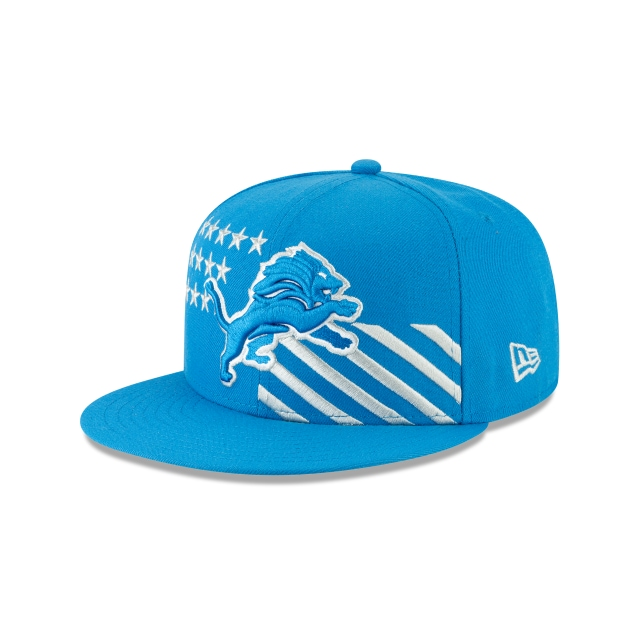 Detroit Lions On-stage Nfl Draft 9fifty | New Era Cap