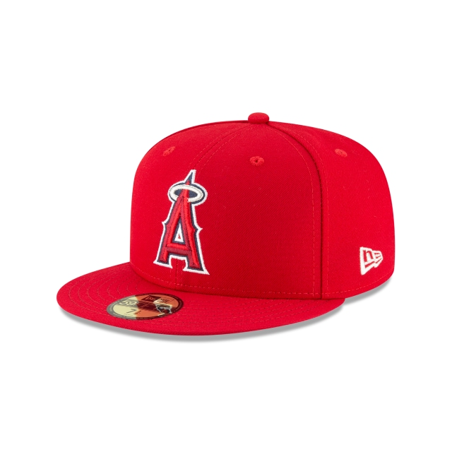Los Angeles Angels Authentic Collection 59fifty Fitted | New Era Cap