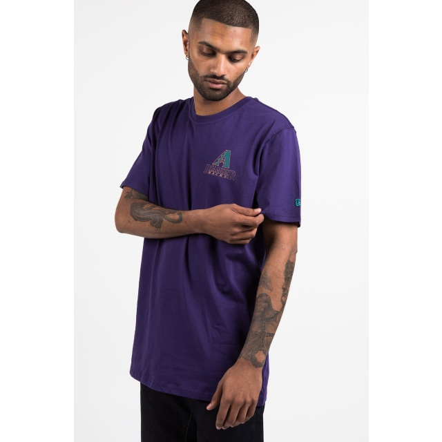 Arizona Diamondbacks Purple T-shirt | New Era Cap