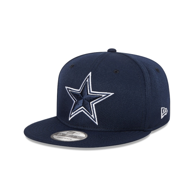 Dallas Cowboys Oceanside Blue 9fifty Original Fit Snapback | New Era Cap