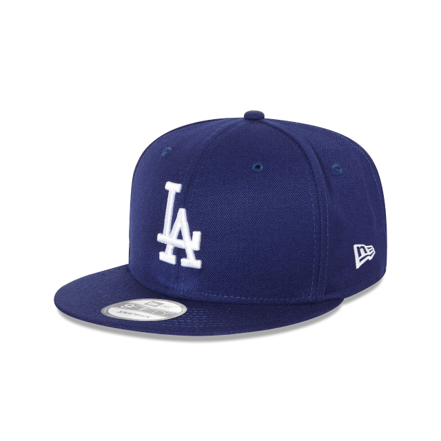 Los Angeles Dodgers Dark Royal 9fifty Snapback | New Era Cap