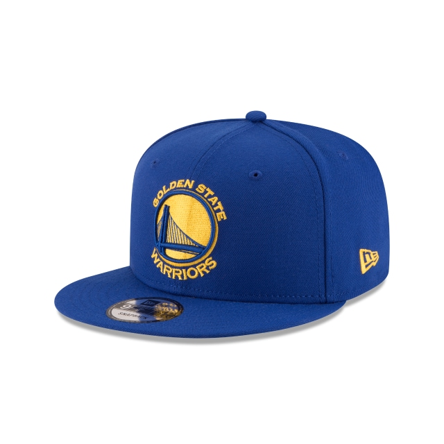 Golden State Warriors Blue 9fifty | New Era Cap