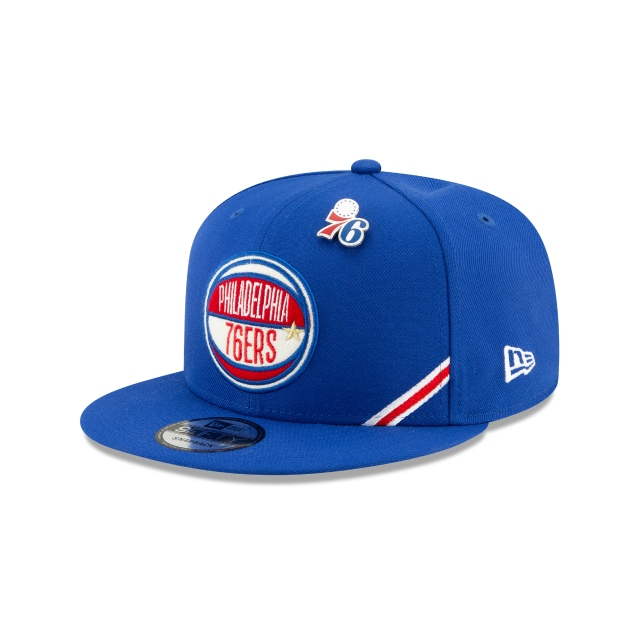 Philadelphia 76ers Nba Authentics Draft Series 9fifty | New Era Cap