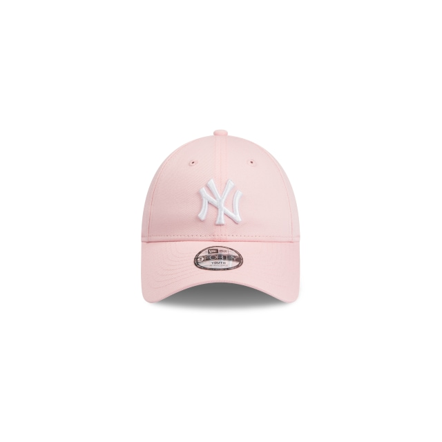 fac911dca960d New York Yankees Pink Youth 9forty