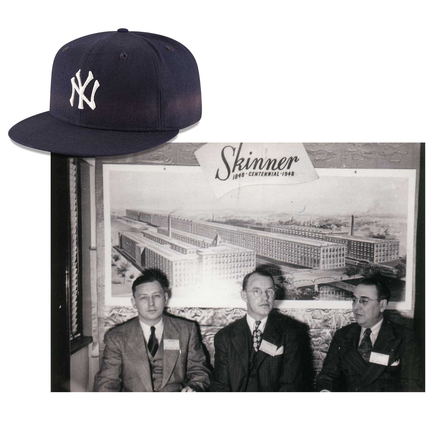 New Era Cap | 1950s Birth Of An Icon