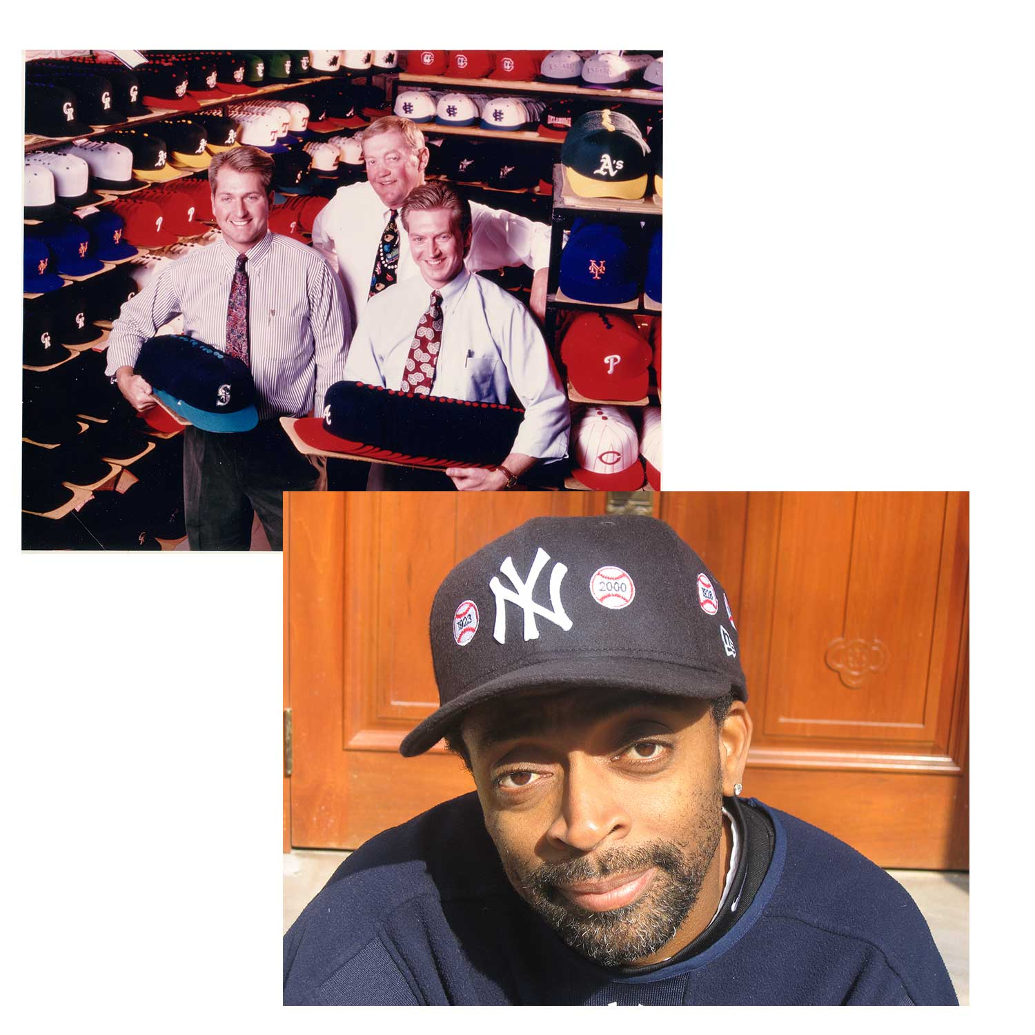 Spike Lee 1990s New Era Cap