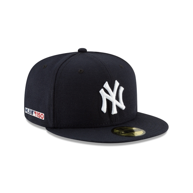 New York Yankees 150th Anniversary 59fifty Fitted | New Era Cap