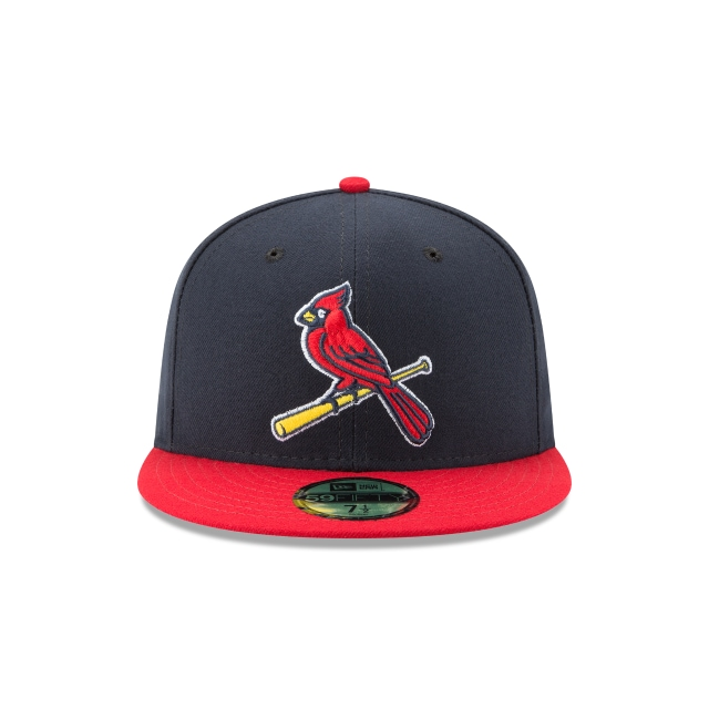 St. Louis Cardinals Authentic Collection 59FIFTY Fitted | St. Louis Cardinals Hats | New Era Cap