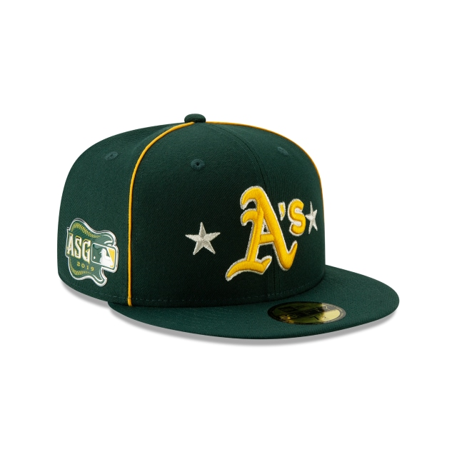 Oakland Athletics All-star Game 59fifty Fitted | Oakland Athletics Baseball Caps | New Era Cap