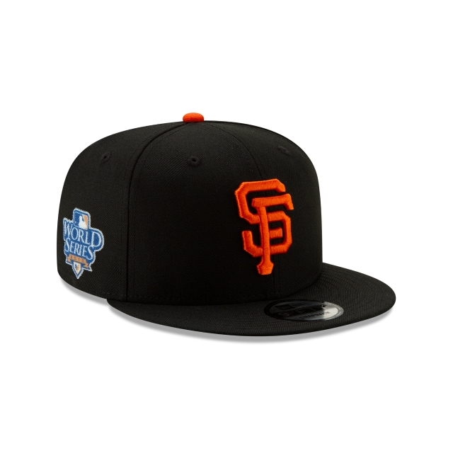 San Francisco Giants Crystals From Swarovski World Series Patch 9fifty | New Era Cap