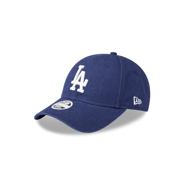 Los Angeles Dodgers Washed Dark Royal Womens 9forty | New Era Cap