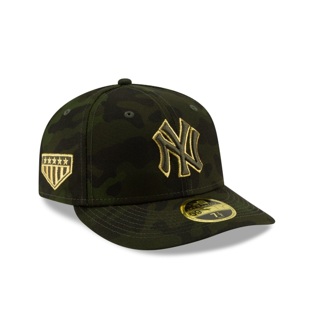 New York Yankees Armed Forces Low Profile 59fifty Fitted | New Era Cap