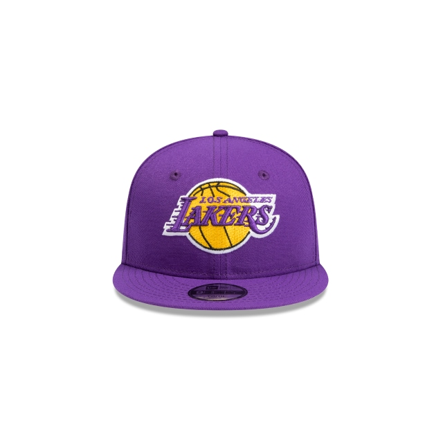 Los Angeles Lakers Purple Youth 9FIFTY | Los Angeles Lakers Hats | New Era Cap