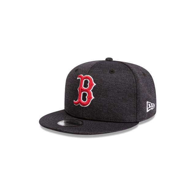 Boston Red Sox Navy Shadow Tech Youth 9fifty | New Era Cap
