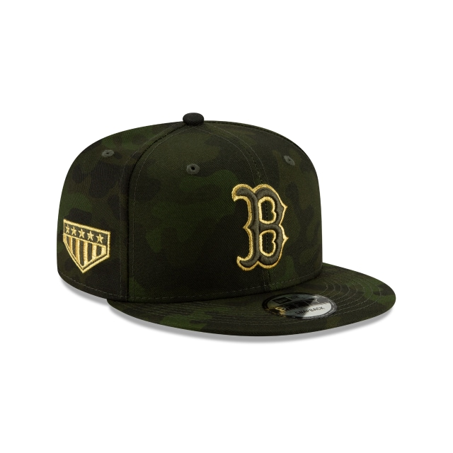 Boston Red Sox Armed Forces 9fifty Snapback | New Era Cap