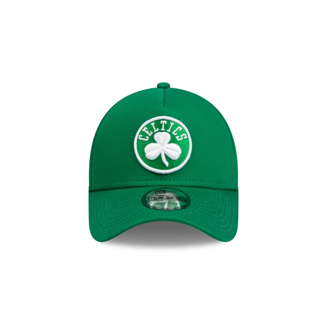 Boston Celtics Kelly Green 9FORTY A-frame | Boston Celtics Hats | New Era Cap