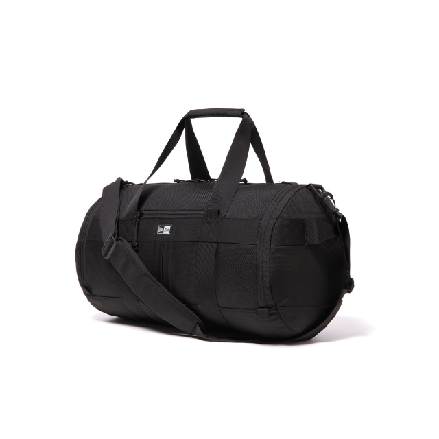 Drum Black Sports Duffle Bag | New Era Cap