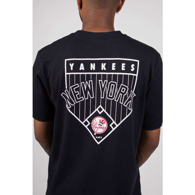New York Yankees Ball Park Navy T-shirt | New York Yankees Baseball Caps | New Era Cap