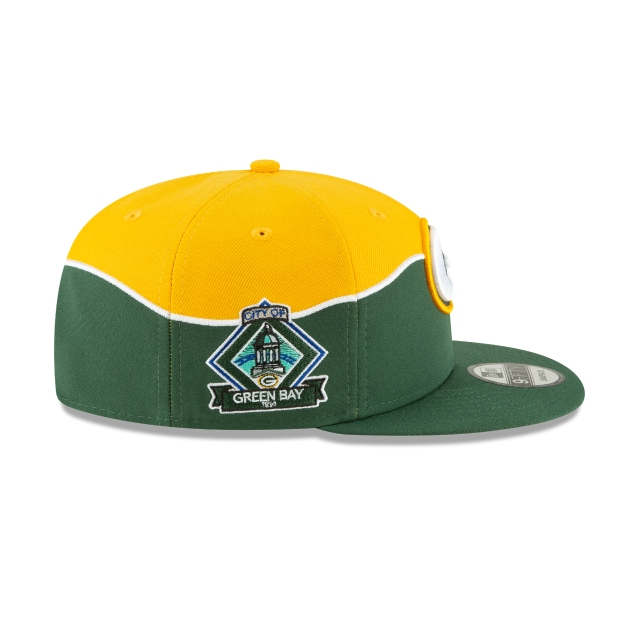 871f88f5 Green Bay Packers On-Stage NFL Draft 9FIFTY