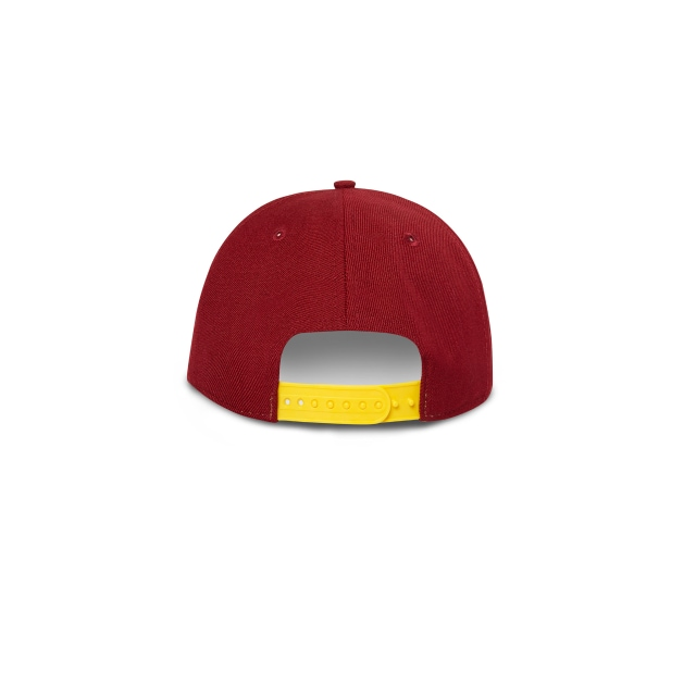 Cleveland Cavaliers Cardinal 9FIFTY Snapback | Cleveland Cavaliers Hats | New Era Cap
