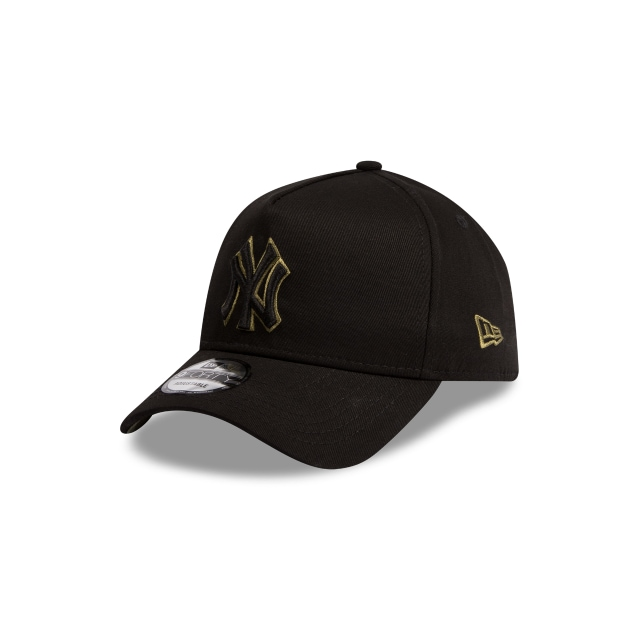 New York Yankees Black And Olive 9forty A-frame | New Era Cap