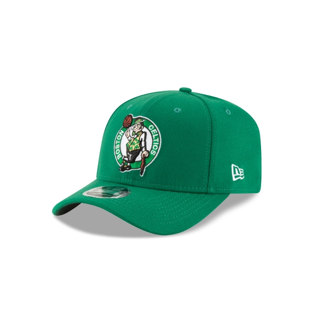 Boston Celtics Kelly Green 9fifty Stretch Snapback | New Era Cap