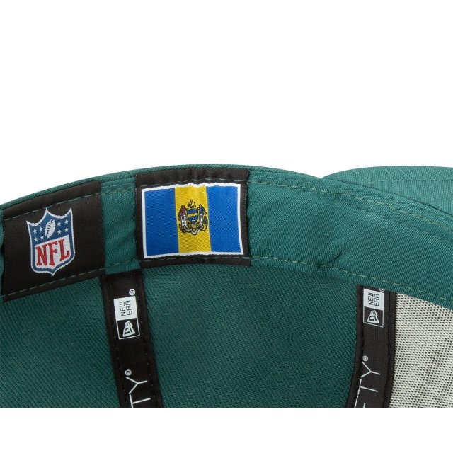 Philadelphia Eagles On-stage Nfl Draft 9fifty | Philadelphia Eagles Football Caps | New Era Cap