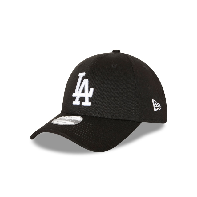 Los Angeles Dodgers Black 9forty | Los Angeles Dodgers Baseball Caps | New Era Cap