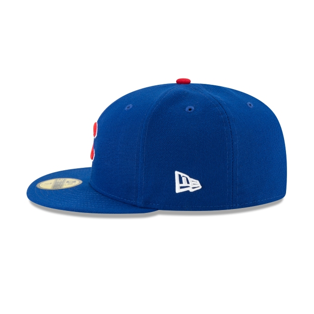 Chicago Cubs Authentic Collection 59FIFTY Fitted | Chicago Cubs Hats | New Era Cap