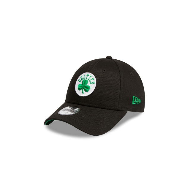 Boston Celtics Black Youth 9forty | New Era Cap