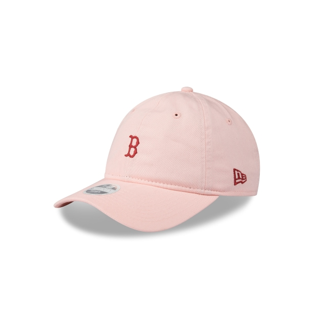 Boston Red Sox Pink Womens 9twenty | Boston Red Sox Baseball Caps | New Era Cap