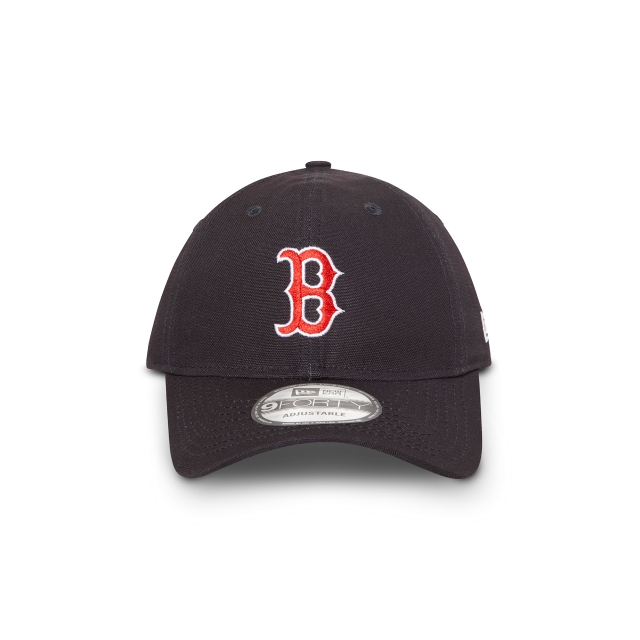Boston Red Sox Washed Navy Unstructured 9forty | Boston Red Sox Baseball Caps | New Era Cap