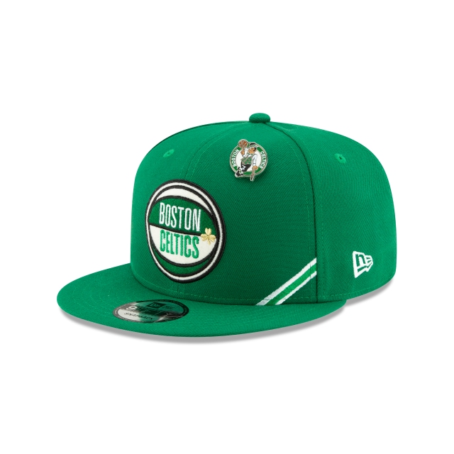 Boston Celtics Nba Authentics Draft Series 9fifty | New Era Cap