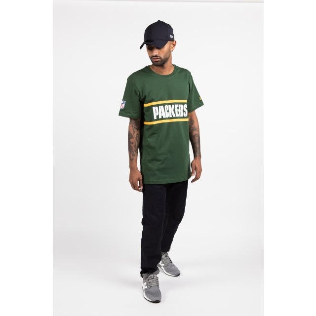 Green Bay Packers Green T-shirt | Green Bay Packers | New Era Cap