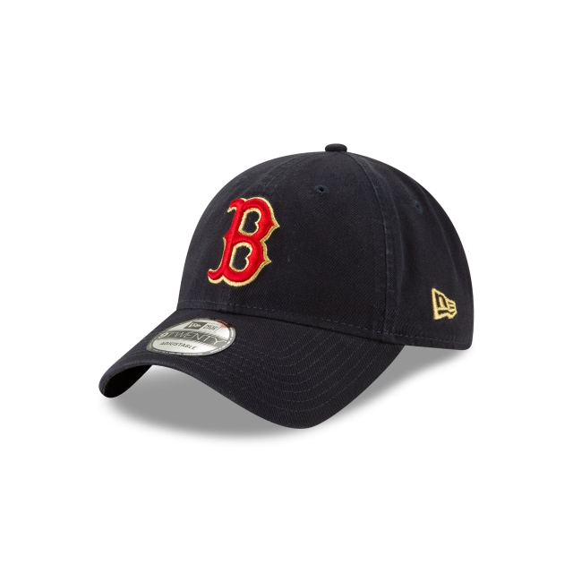 Boston Red Sox Gold Collection 9twenty | Boston Red Sox Baseball Caps | New Era Cap