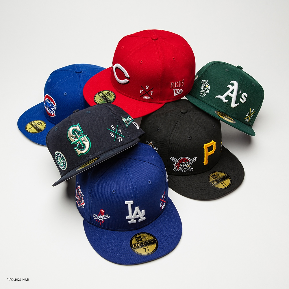 New Era Cap | Shop MLB Multi Patch