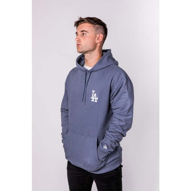 Los Angeles Dodgers Pastel Slate Hoodie | New Era Cap
