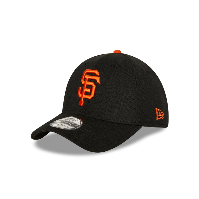 San Francisco Giants Black 39THIRTY | San Francisco Giants Hats | New Era Cap